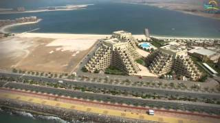 Bab Al Bahr Residence tour video