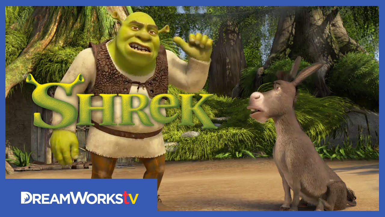 Who S The Greatest Hero New Shrek Youtube