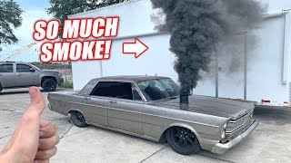 Download We Modified the Galaxie's Fuel System and IT'S INSANE! (and Faster) Mp3 and Videos