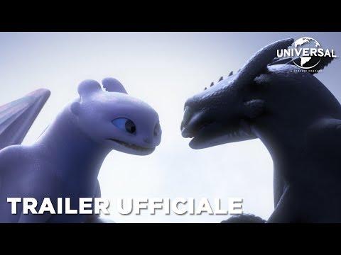 DRAGON TRAINER - IL MONDO NASCOSTO | Trailer Ufficiale