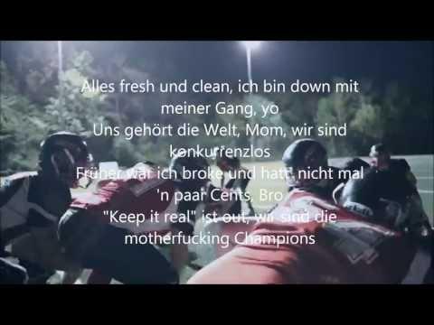 GENETIKK - Champions (Lyrics on Screen) [Full HD]