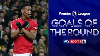 Martial and Rashford link-up for stunning goal! | Goals of the Round | Matchday 10