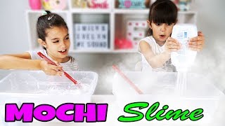 1 GALLON OF MOCHI SLIME - SIS vs SIS