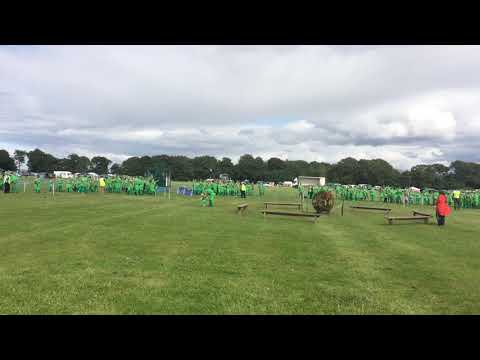 Kirriemuir Relay for Life Peter Pan world record attempt August 12 2017