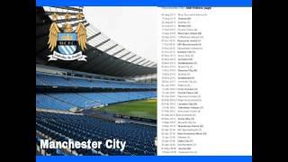 Jadwal Liga Premier Inggris 2015-16