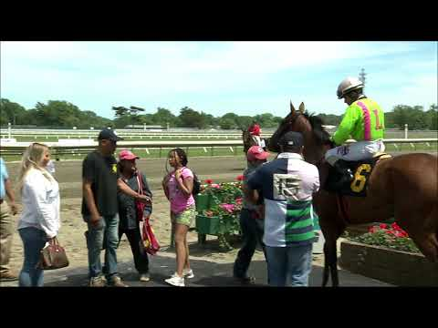 video thumbnail for MONMOUTH PARK 6-9-19 RACE 4