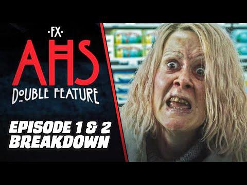 Download American Horror Story: DOUBLE FEATURE Episode 1 & 2 Breakdown