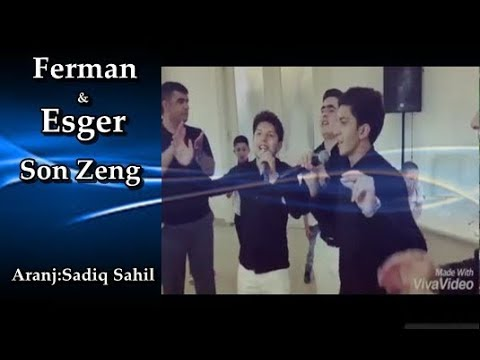 Ferman & Esger  -   Son Zeng 2018