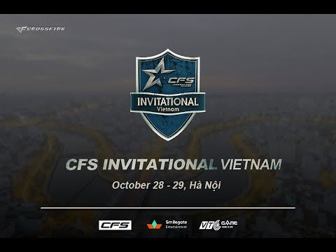 [CFSI 2017] Group Stage Match 1 Boss.CFVN vs Execration.Reborn