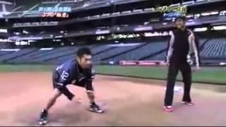 プロ野球 公開!イチローの盗塁講座