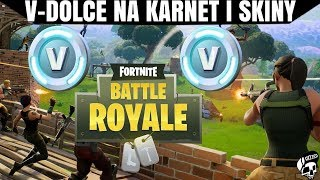 Free V-Dolce in Fortnite-the fastest way to win a Carnet and Skin challenge ASUS ROG