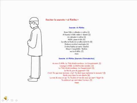 Apprendre La Prière  (Salat El Sobh- 1ère prière de la journée )