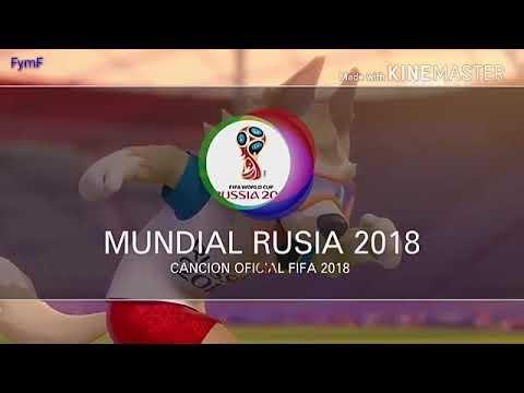 Mundial Rusia 2018 GRUPOS (Canción Oficial, Mascota Oficial, Balón Oficial, Estrellas de Fútbol)