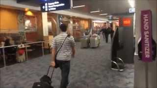 Video Walking from the C Gates to the Baggage Claims Las Vegas McCarran Airport Las Vegas, NV download MP3, 3GP, MP4, WEBM, AVI, FLV Agustus 2018