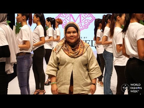 WORLD FASHION WEEK - MALAYSIA 2017 - MALAYSIA - MERIEL BEAUTY