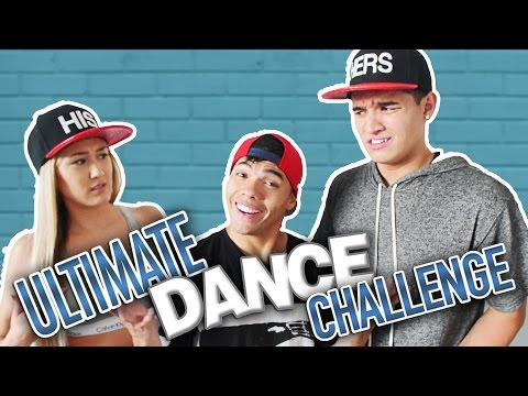 Ultimate Dance Challenge: Alex Wassabi