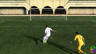 FIFA 12 | New Skills | 1 vs. 1 + Moves | HD