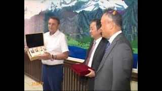 Члены комитета по подготовке к Олимпиаде 2020 года посетили Сочи