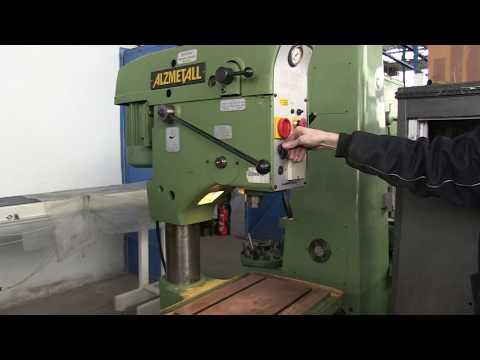 Alzmetall AB 35/S Säulenbohrmaschine