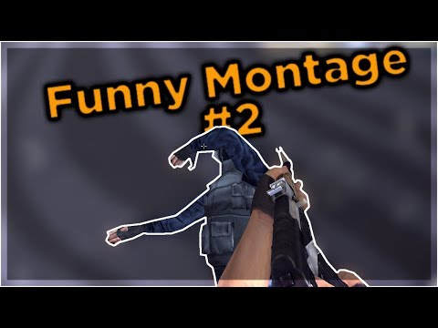 Critical Ops - Funny Montage #2