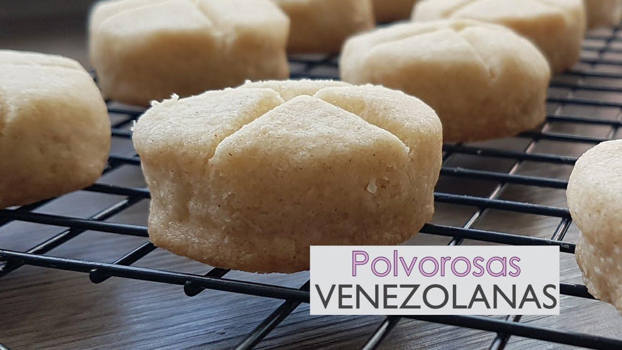 polvorosas venezolanas galletas faciles receta apta para veganos