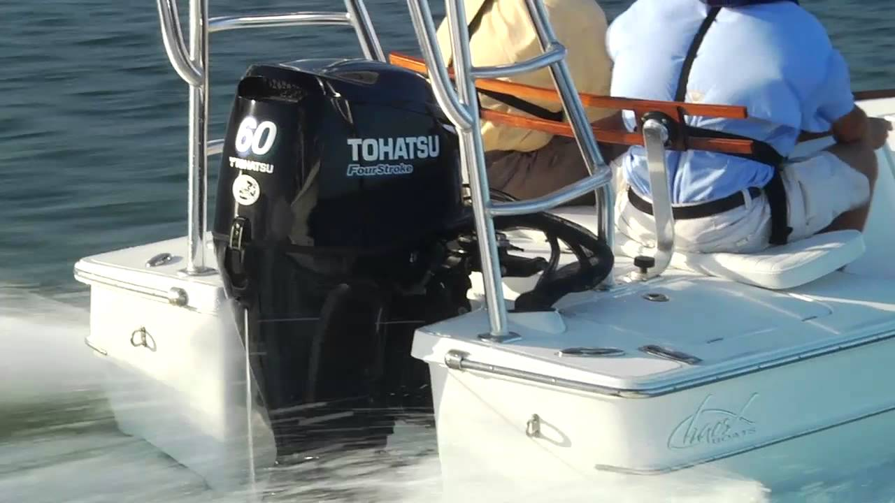 Tohatsu's 4-Stroke 150 Outboard – Sleek & Powerful  | Blog