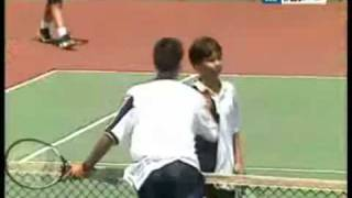 Young Rafael Nadal at the age of 12 !!!