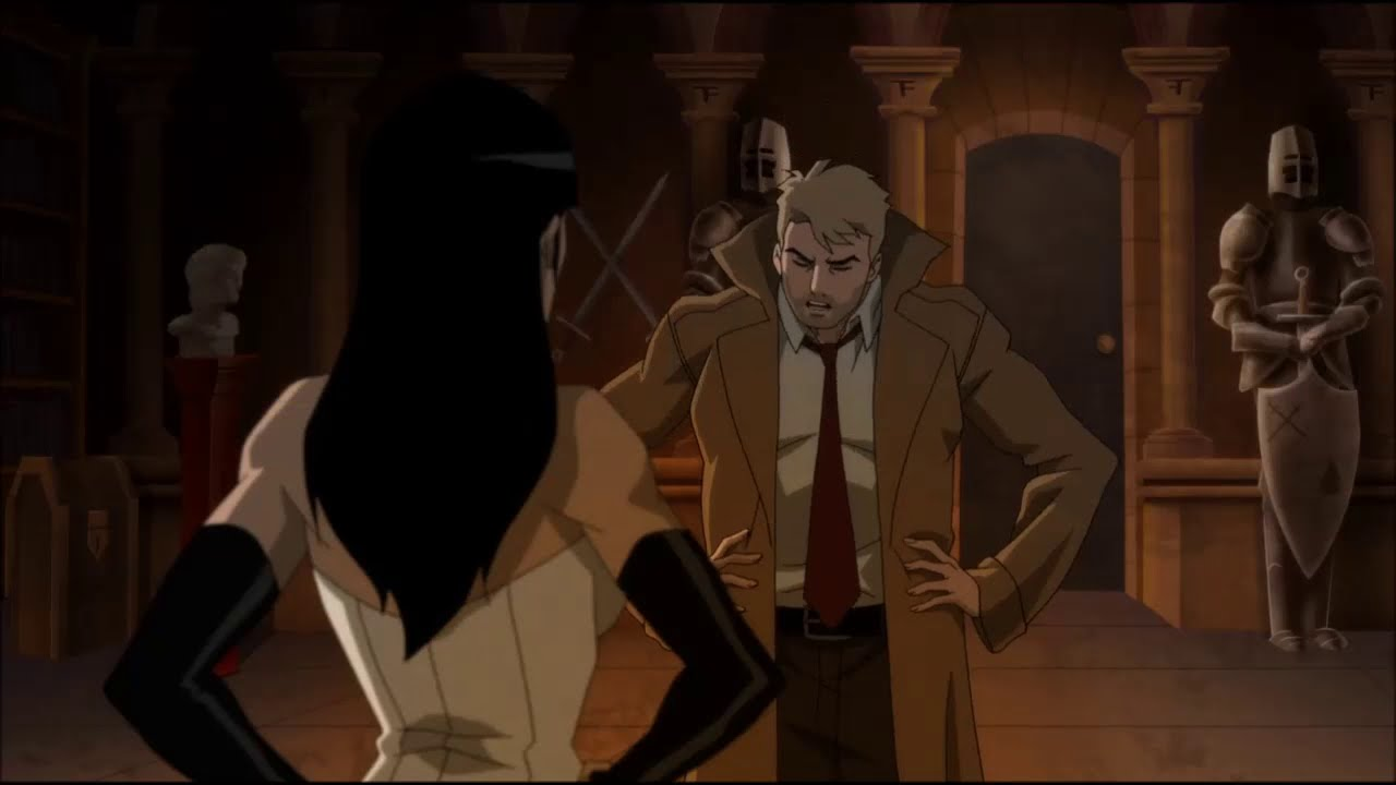 Download Justice League Dark (2017) - you two need a time out