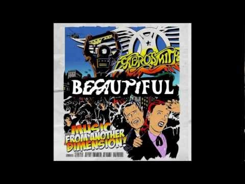 Aerosmith - Beautiful (with lyrics)