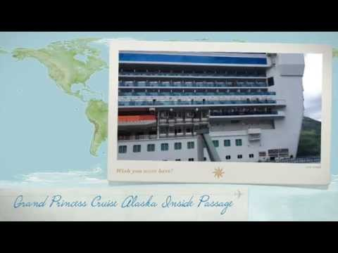 Princess Cruise - Alaska 2015- Stateroom, Ports