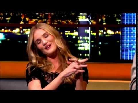 """""""Rosie Huntington Whitely"""" The Jonathan Ross Show Series 3 Ep 03 1 September 2012 Part 4/5"""