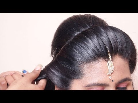 updo-puff-bridal-hairstyle-for-girls-||-bridal-hairstyle-tutorials-||-hair-style-girl
