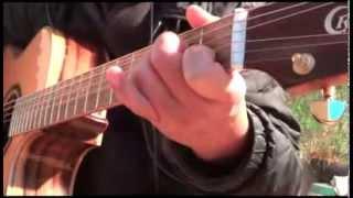Chuyen Gian Thien Ly - Anh Bang - Guitar Cover