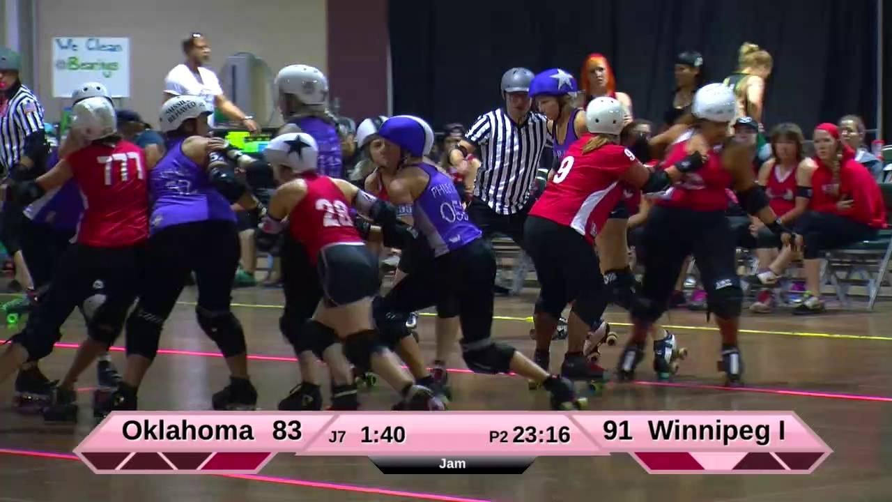 Roller skates winnipeg - Track 1 Oklahoma Vs Winnipeg Sdg Roller Derby