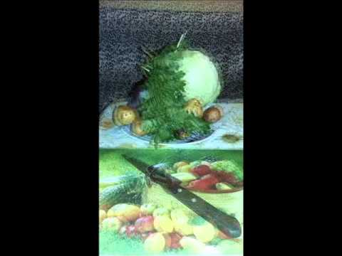 Мультфильм овощи ю тувим