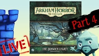 Arkham Horror: The Card Game (Part 4)