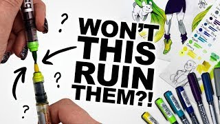 Download DON'T MAKE ME DO THIS! | Mystery Art Box | Paletteful Packs Unboxing | Karin Brushmarkers Mp3 and Videos