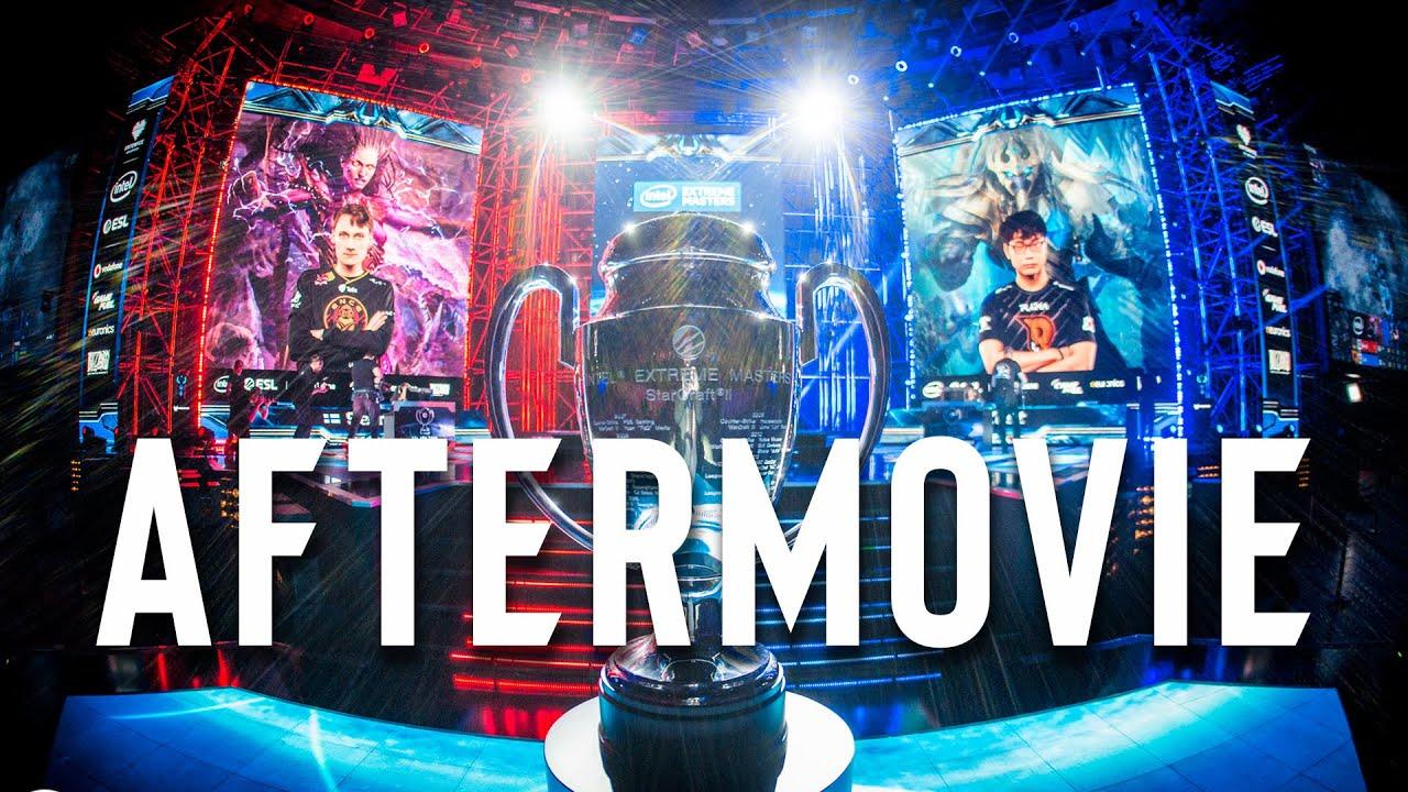 IEM Katowice 2020 StarCraft II OFFICIAL AFTERMOVIE