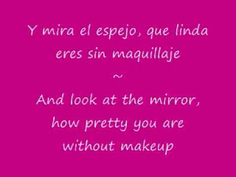 Corazon Sin Cara lyrics + translation