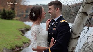 Deployed Soldier had to skip Brother's Wedding, but a Surprise had Everyone in Tears  at Trout Lake
