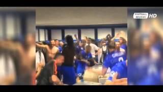 Juventus celebration in dressing room | Празднование Ювентусa в раздевалке