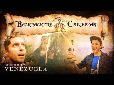 Backpackers of the Caribbean: Ep2 - Venezuela [Backpacking D