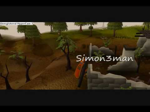 Runescape - Sled And Carpet Outside Glitch