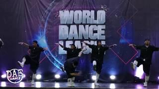 KENYO STREET FAM (BULACAN) FIRST RUNNER UP WORLD DANCE LEAGUE PHILIPPINES FINALS