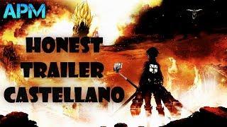 Attack on Titan / HONEST TRAILER FANDUB CASTELLANO
