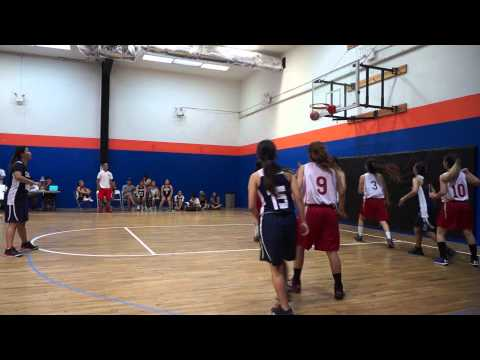 Toronto Royals vs NYC Queens 2015 Tibetan Women's Basketball Tournament