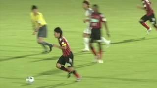 上里 一将が長距離スーパーゴールを決める!【あの年の今日】