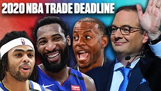 The biggest moves of the 2020 NBA trade deadline | NBA on ESPN