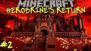 Minecraft: Herobrine's Return (Custom Map) Part 2(Thanks for watching! Don't forget to subscribe if you want to see more videos. ♥ Tweet Me!: http://twitter.com/GamingWithJen/ ♥ Instagram: ..., 2014-07-08T17:53:41.000Z)