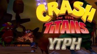 CRASH OF THE TITANS YTPH: TINY SE ENOJA CON CRASH
